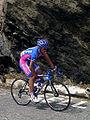 Giro 2006 - Evgeni Petrov - Passo Gavia.jpg