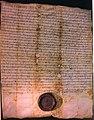 Gisulf II of Salerno, Charter, 1054.jpg