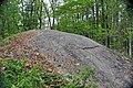 Glaciated knob of gneiss (Proterozoic; Port Leyden, western Adirondacks, New York Sate, USA) 2 (39984566095).jpg
