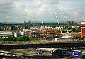 Glasgow motorways from Marriott hotel. - geograph.org.uk - 530139.jpg