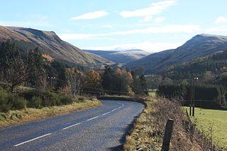 Gleneagles (Scotland) place in Scotland