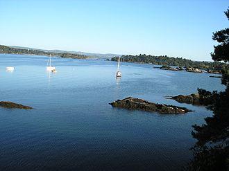 Glengarriff - Glengarriff harbour