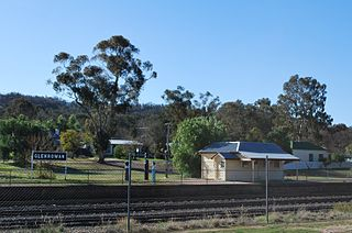 Glenrowan railway station Defunct railway station in Victoria, Australia
