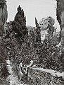 Gloeden, Wilhelm von (1856-1931) - n. 1564 - Sentiero dei Cappuccini a Siracusa - da - Paradis sicilien p. 22 - Timbrato 1903.jpg