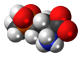 Glufosinate zwitterion 3D spacefill.png