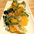 Golden beets, bok choy, satsuma (16496421343).jpg