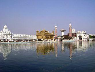 Panj Takht - Sri Akal Takht Sahib