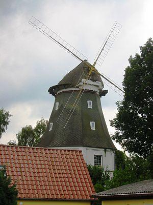Graal-Müritz - Image: Graal Müritz Mühlenweg