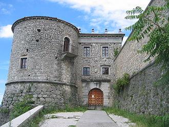 Branik Castle - Image: Grad Branik 3