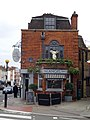 Graham Chapman - The Angel Inn 37 Highgate High Street N6 5JT.jpg