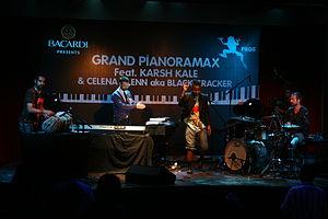 Grand Pianoramax - Grand Pianoramax at Blue Frog, Mumbai