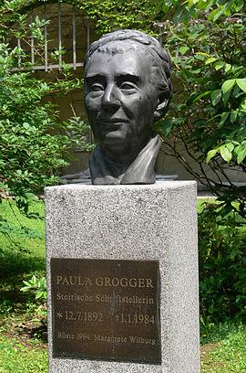 Paula Grogger