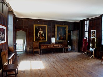 Sutton House, London - The Great Chamber