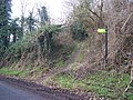 Greensand Way on Barn Hill Road - geograph.org.uk - 1143933.jpg