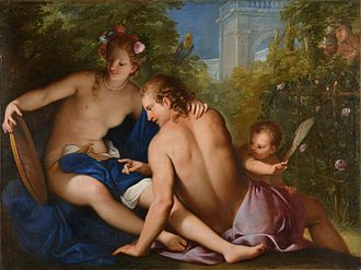 Armida - Antonio Bellucci,  -  Rinaldo and Armida