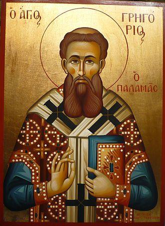 Gregory Palamas - Byzantine icon of St. Gregory Palamas