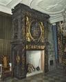 Grevens sängkammare med öppen spis - Skoklosters slott - 48031.tif