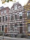 foto van Herenhuis in eclectische bouwstijl met kenmerken van de neo-renaissancestijl