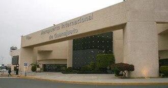 León, Guanajuato - Del Bajío International Airport