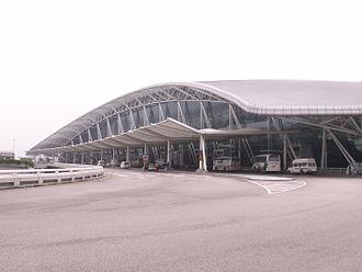 Guangzhou Baiyun International Airport - Image: Guangzhou Baiyun International Airport