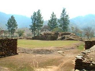 Canillá - The Mayan ruins at Chijoj