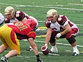 Guelph Gryphons at Concordia Stingers (August 26 2010) (4972198856).jpg