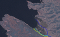 Gulf of Piran sat borders.png
