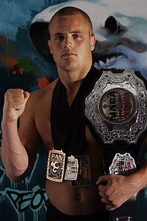 Gunnar Nelson (fighter) Icelander mixed martial arts fighter