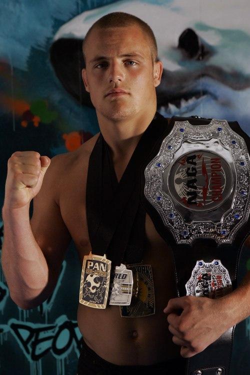 Gunnar Nelson (fighter)