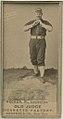 Guy Hecker, Louisville Colonels, baseball card portrait LCCN2008675101.jpg