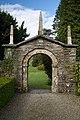 Gwydir Castle - view of garden gateway.jpg