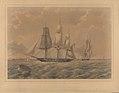H.M.S. Dido, (18 guns) casting from Spithead 1841 - RMG PY0867.jpg