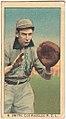 H. Smith, Los Angeles Team, baseball card portrait LCCN2008676994.jpg