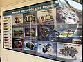 HAL projects and timelines at HAL Heritage Centre, Bengaluru, India (Ank Kumar) 04.jpg