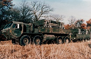 Heavy Expanded Mobility Tactical Truck - Image: HEMTT truck