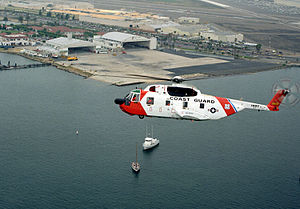 HH-3F Pelican over CGAS San Diego 1981.JPEG
