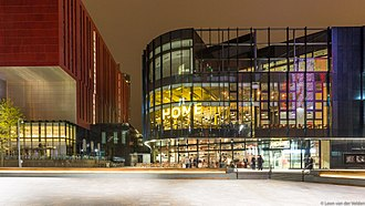 HOME (Manchester) - HOME centre for international contemporary art, theatre and film