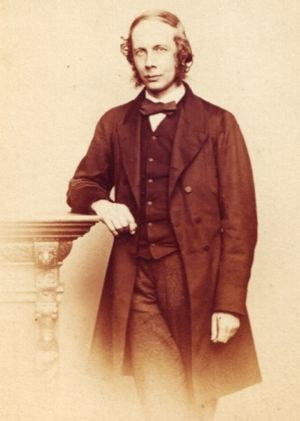 Henry James Sumner Maine - The young Maine