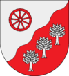 Coat of arms of Hamweddel