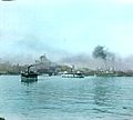 Hand coloured view of Toronto Harbour.jpg