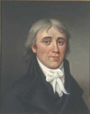 Hans Hein Nysom - Hans Hein Nysom (painting by P. Meidell from 1860)