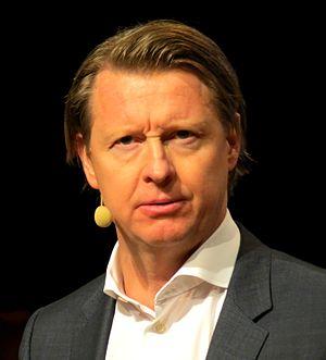 Hans Vestberg - Vestberg, Photo courtesy of Ericsson