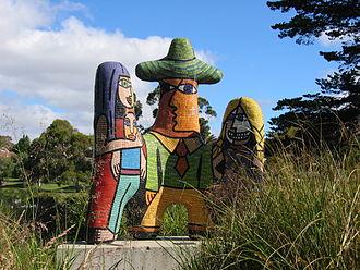 Deborah Halpern - Image: Hapern Sculpture Beauty Park Frankston