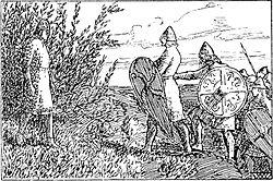 Haraldsonnens saga-Simon Skalp-W. Wetlesen.jpg