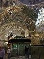 Haram in Shah Cheragh Mosque (49687168761).jpg