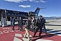 Harjit Saijan, Minister of Defence, at NORAD, Colorado, 160120-VT441-015 (24424329401).jpg