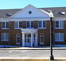 Harrison Hall Mississippi Gulf Coast Community College Wikipedia