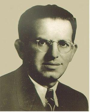 Harry Diamond (engineer) - Harry Diamond, c.1940