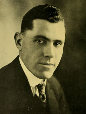 Harry Hartsell - Hartsell pictured in The Agromeck 1922, NC State yearbook