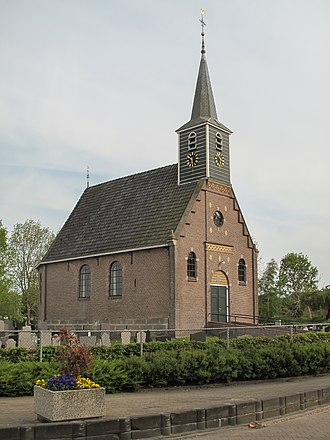Haskerhorne - Haskerhorne church